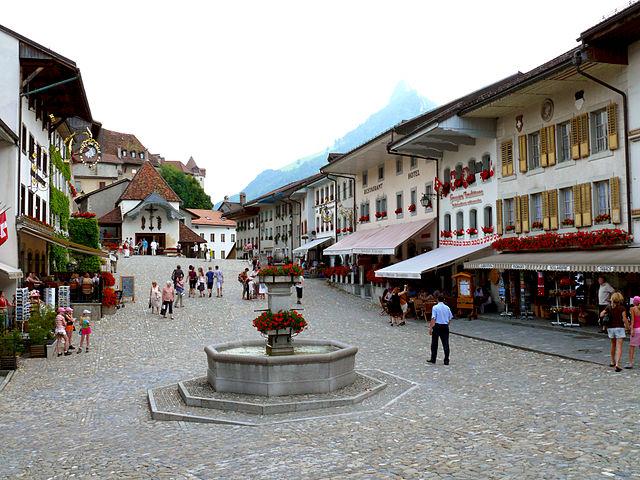 Gruyères, Suíça