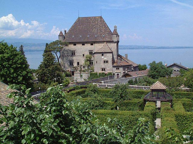 Castelo de Yvoire, França